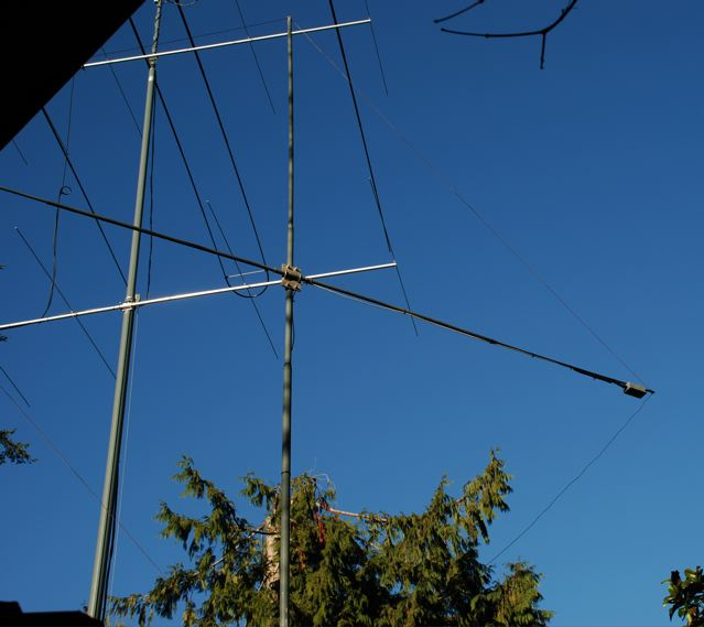 Noise Cancelling Hf Antenna